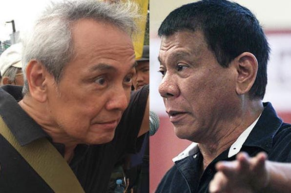 Jim Paredes Reacts On His Viral Video: Pro-Duterte Bloggers Lectured Jim Paredes After Boasting