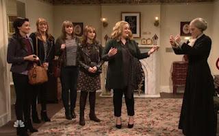 Saturday Night Live (SNL) skit
