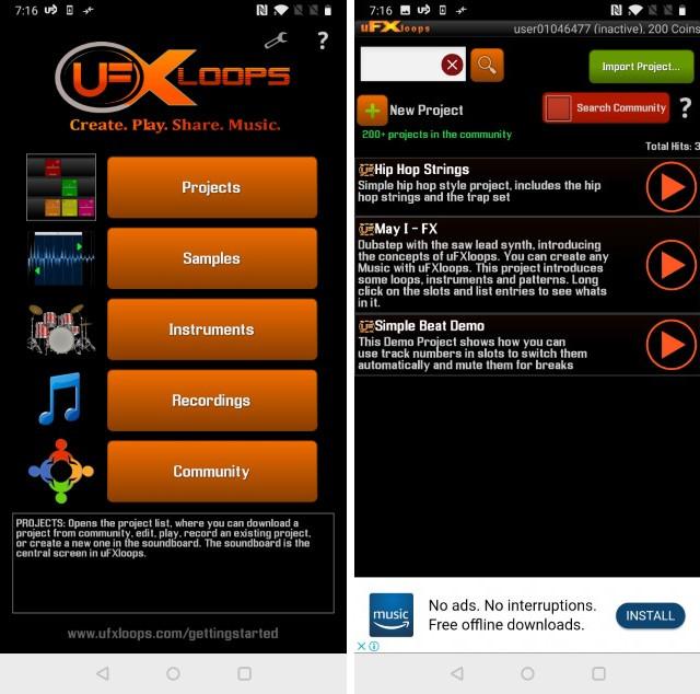 أفضل 5 بدائل لتطبيق GarageBand للأندرويد