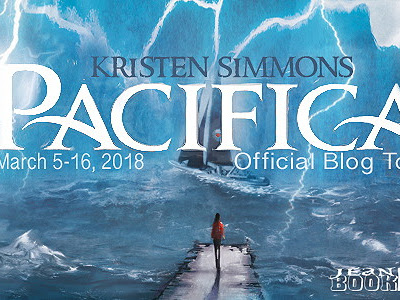 Pacifica by Kristen Simmons | Blog Tour Review