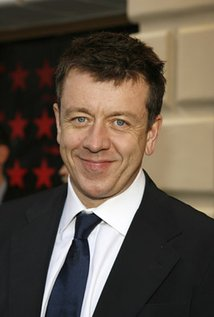Peter Morgan. Director of The Last King of Scotland