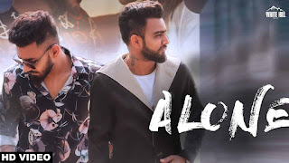 Alone Lyrics | Samy | Muzik Amy