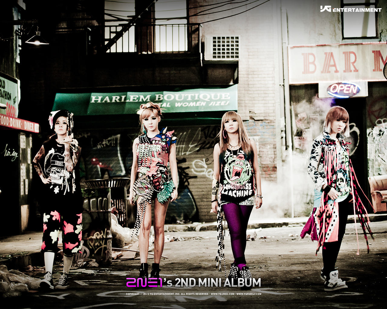 2NE1 HD wallpapers | Most beautiful places in the world ...