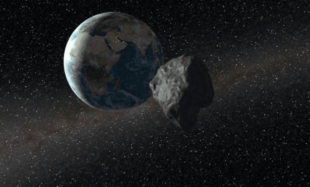 اولادبرحيل 24 - كويكب صخري يمر على مسافة قريبة من الأرض