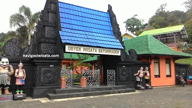 Tarif Tiket Masuk Obyek Wisata Baturaden