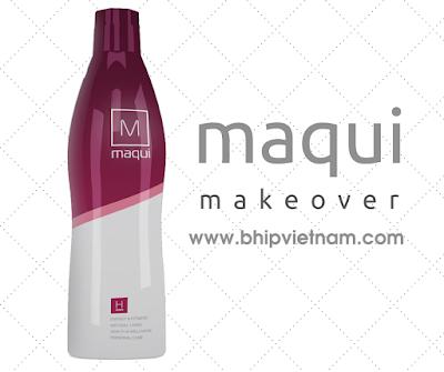 Mẫu chai Maqui mới