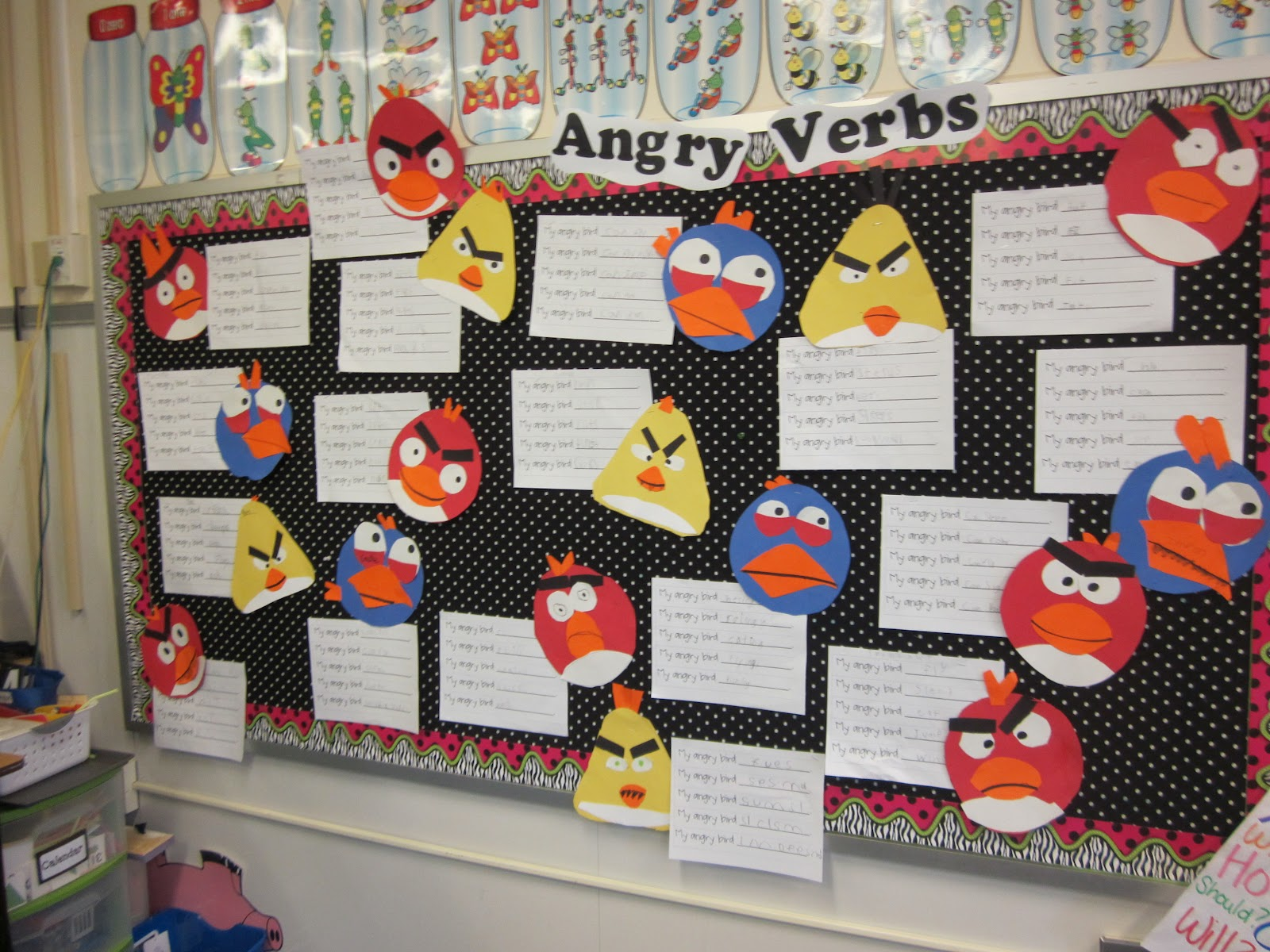 First Grade Fairytales Angry Verbs Amp A Giveaway