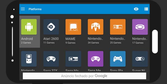 Retroarch roms pack android