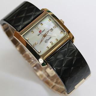 Harga jam tangan swiss Navy warna hitam