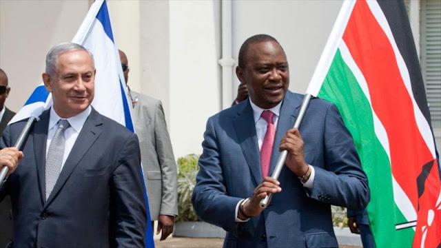 Netanyahu en África busca el dominio de aguas de Nilo