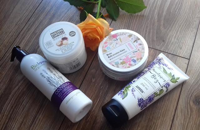 Olejowanie włosów na odżywkę/maskę - moja ukochana metoda olejowania
