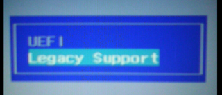 Legacy Support