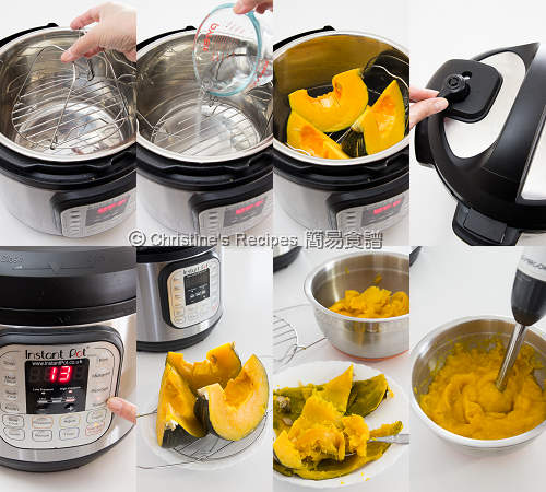 Pumpkin Puree Instant Pot Procedures