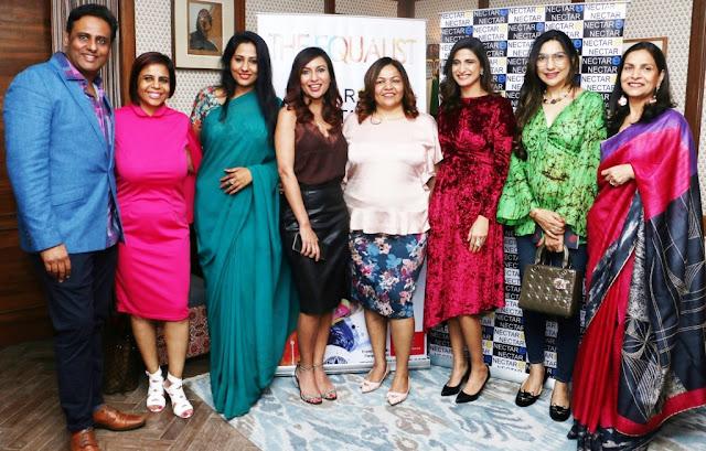 newztabloid-Ajay Shrivasatv-Nectar Nectar-Anuraadha Tewari-Kiren Shrivastav-Miss Malini Agarwal-Deepa Sapatnekar-Aahana Kumra-Shunali Shroff-Women Empowerment-newztabloid