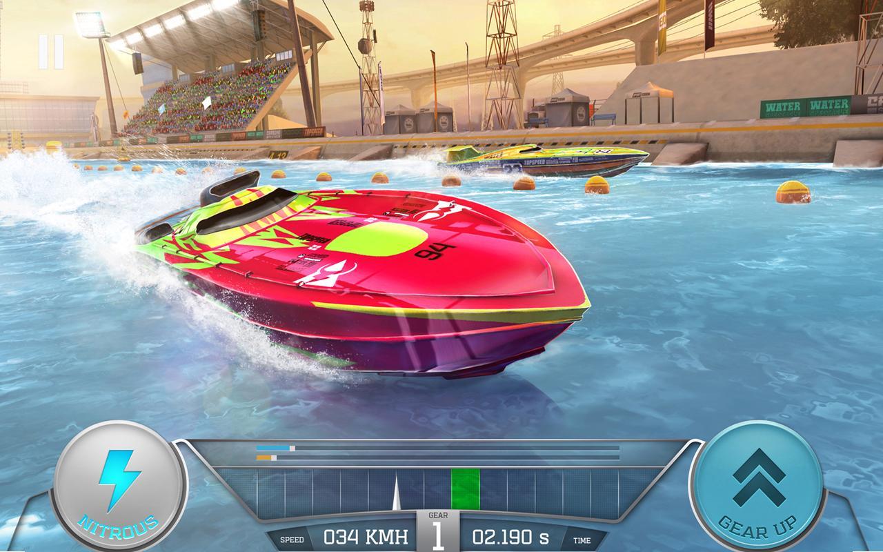 Top Boat: Racing Simulator 3D MOD APK terbaru