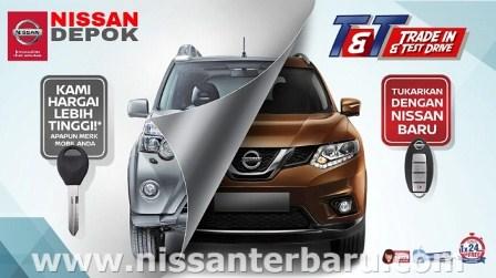 Promo Trade In Dan Tes Drive Nissan Depok