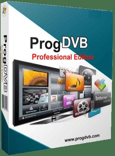 ProgDVB Pro 7.11.3 Final Full Resseter