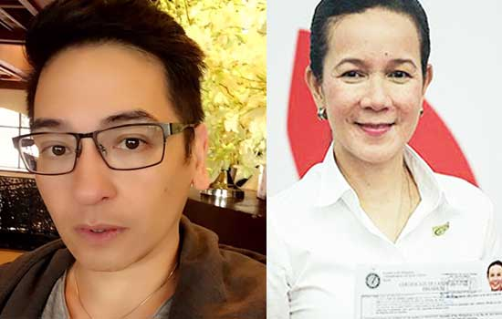 Former Super Sereyna hit Grace Poe on her statement to Duterte