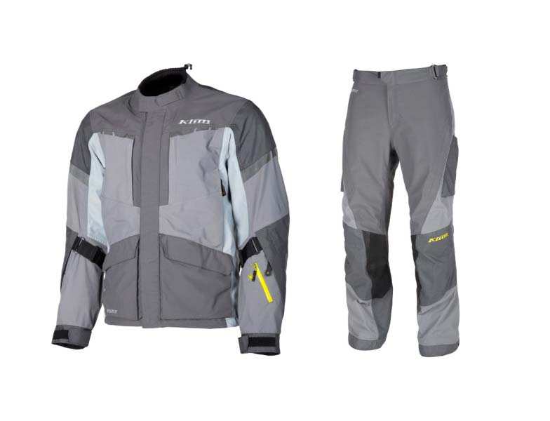 Dualsport Diary Klim Carlsbad Suit And Other Goodies