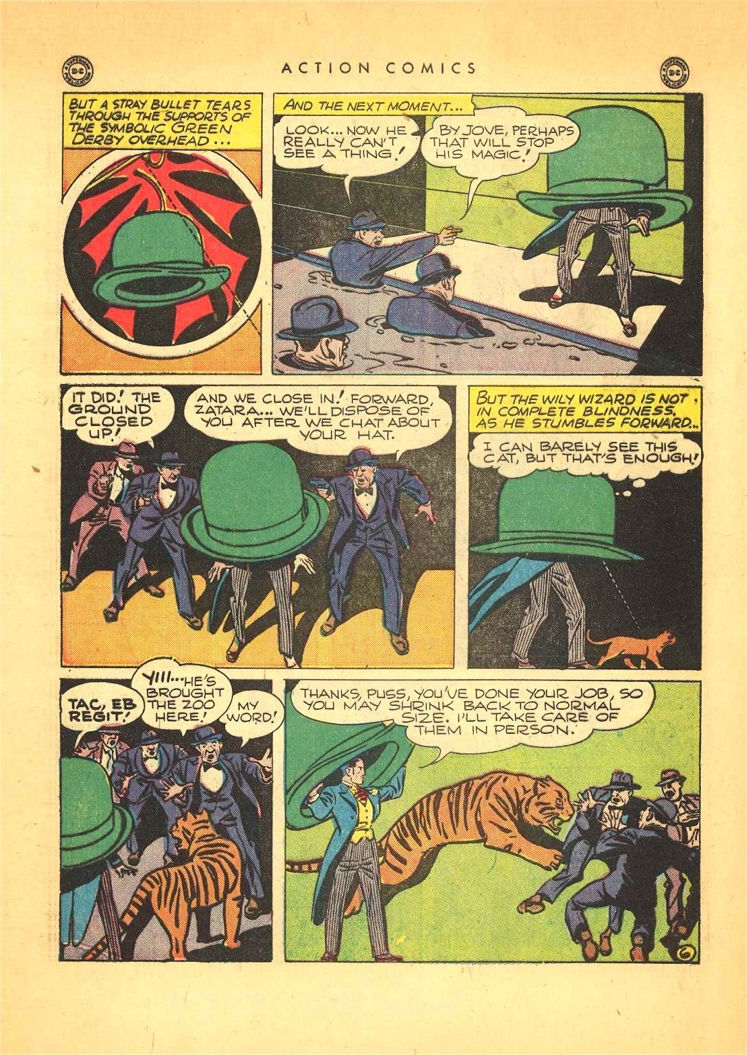 Read online Action Comics (1938) comic -  Issue #92 - 48