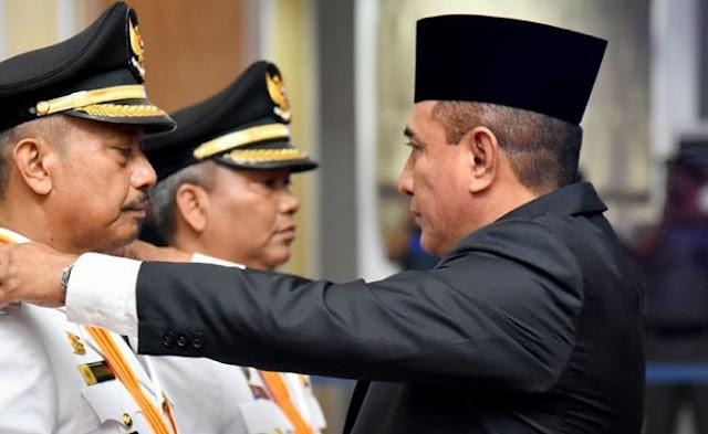 Gubernur Sumut Minta Bupati Padanglawas Jaga Netralitas Pada Pemilu 2019