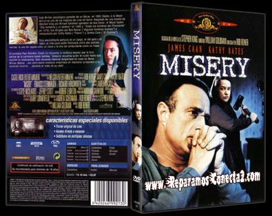 Misery [1990] Descargar cine clasico y Online V.O.S.E, Español Megaupload y Megavideo 1 Link