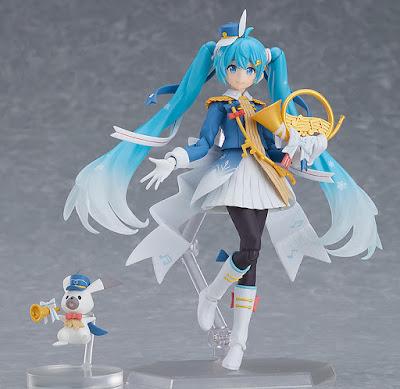 Figuras: Adorable figma de Snow Miku 2020 - Max Factory