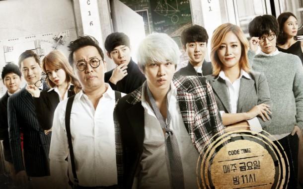 已完結韓綜節目 CODE-秘密的房间線上看