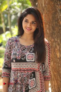 Actress Sunaina Latest Stills in Floral Dress at Pelliki Mundu Prema Katha Trailer Launch  0037.JPG