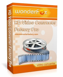 Wonderfox HD Video Converter Factory Pro Portable