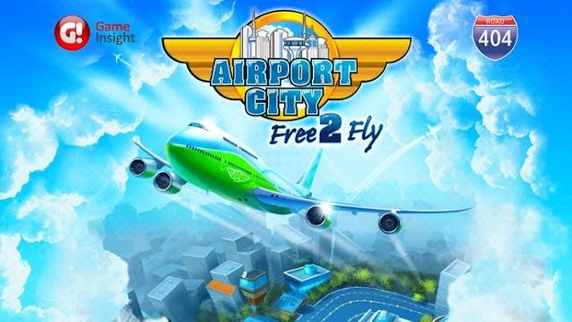 Airport City Mod Apk Terbaru (Unlimited Money)