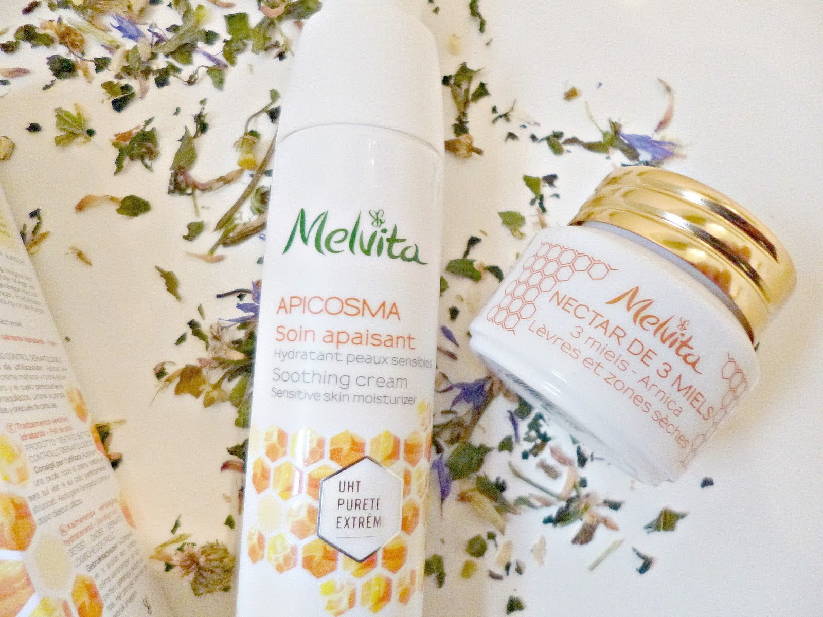 New in – Soothing saviours from Melvita