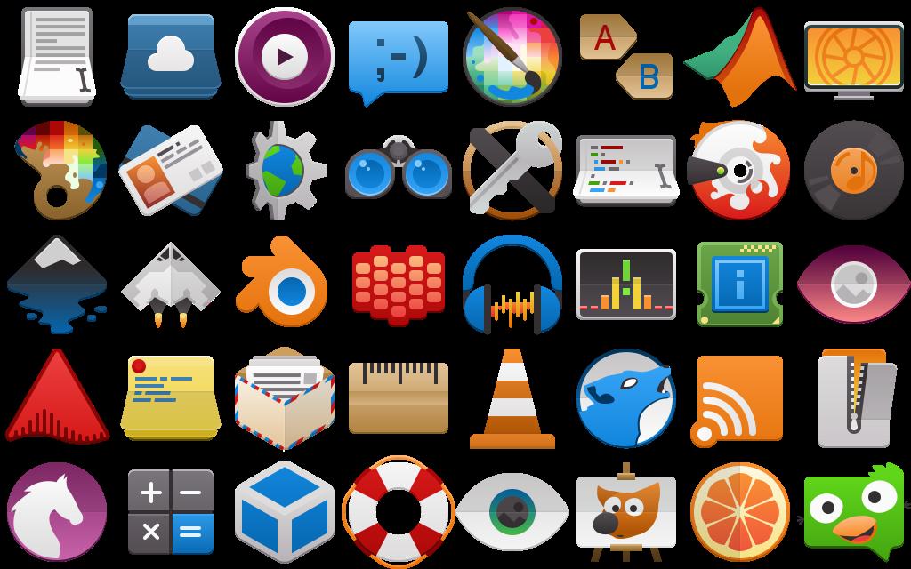 how to add desktop icons on ubuntu