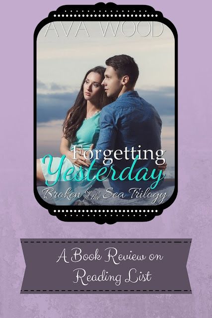 Forgetting Yesterday by Ava Wood a book review on Reading List