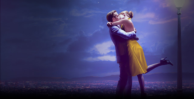 revue film La La Land