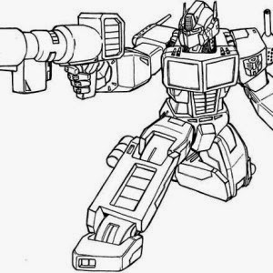 coloring pages transformers prime simonschoolblogcom optimus