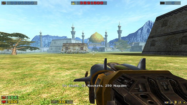 Download Serious Sam HD The Second Encounter PC Gameplay