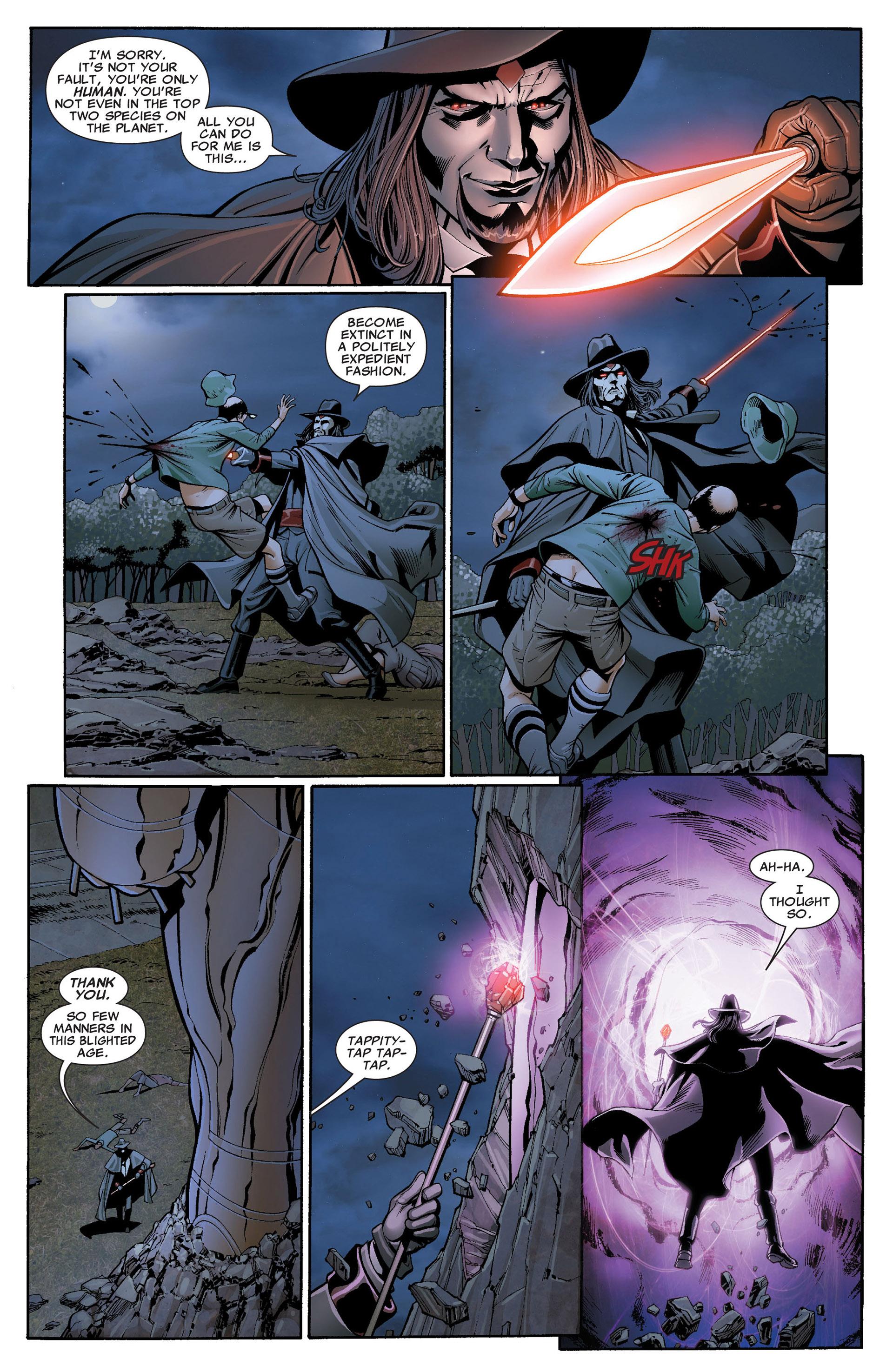 Read online Uncanny X-Men (2012) comic -  Issue #1 - 6