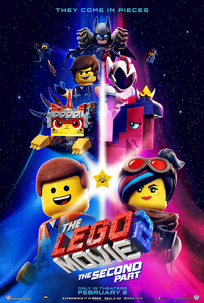 Review Filem The Lego Movie 2: The Second Part