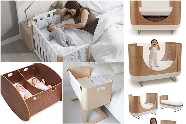 Modern Baby Cots Designs Will Keep You Out Of Trouble