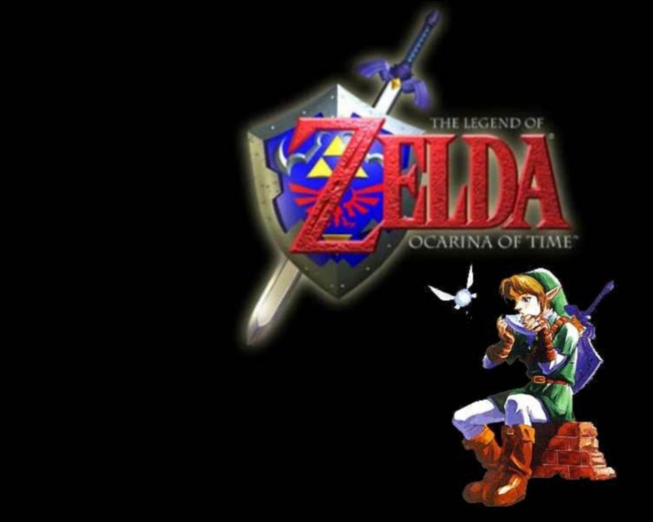 Valentine Day 2014 Wallpaper De Zelda Ocarina Of Time