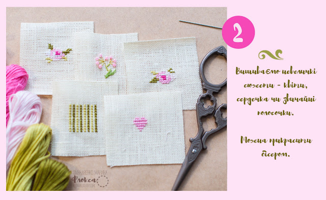 cross stitch tutorial scrapbooking tops decor