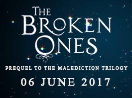 The Broken Ones Cover Reveal banner
