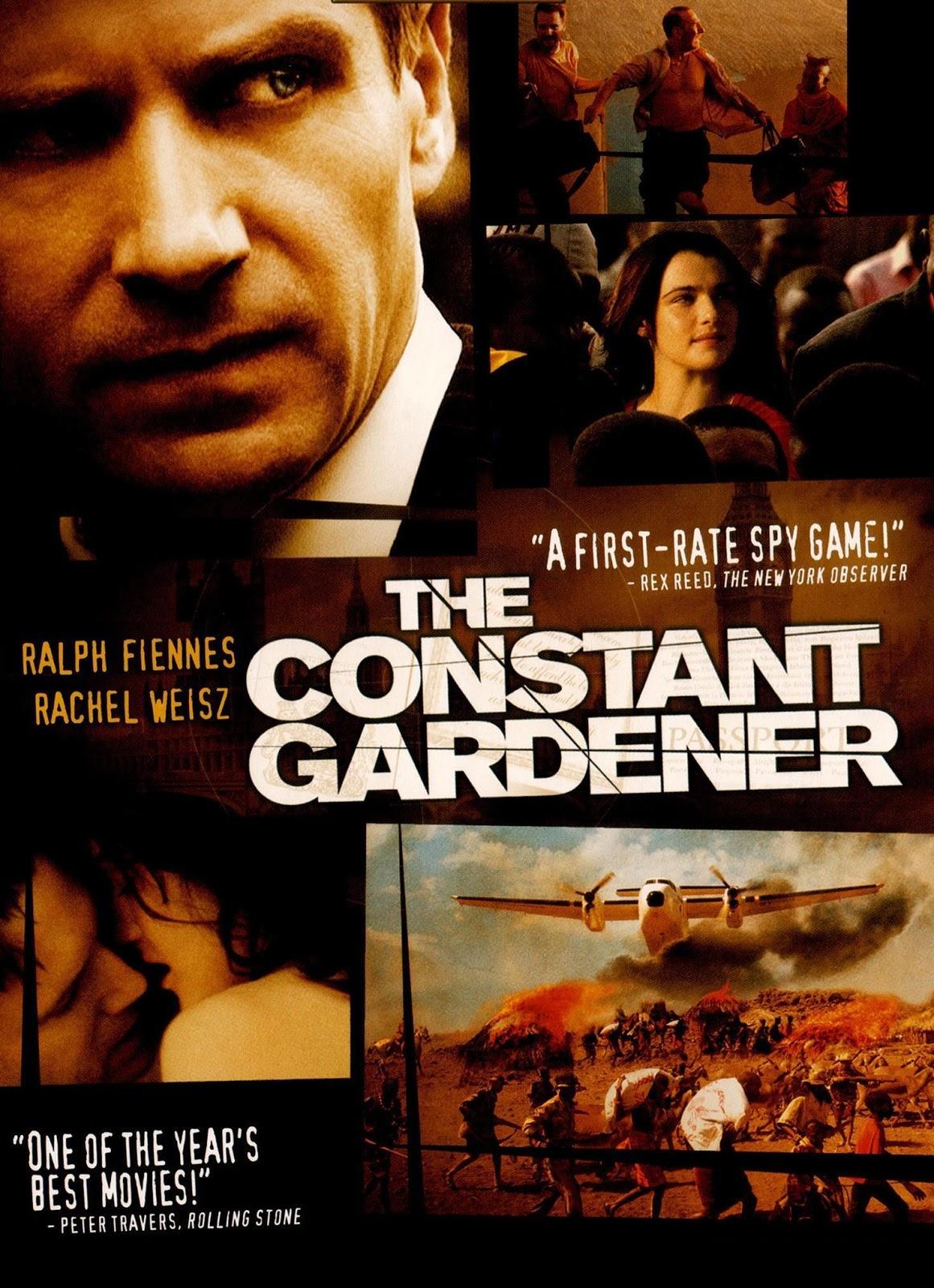 The Constant Gardener (2005) ขอพลิกโลก พิสูจน์เธอ