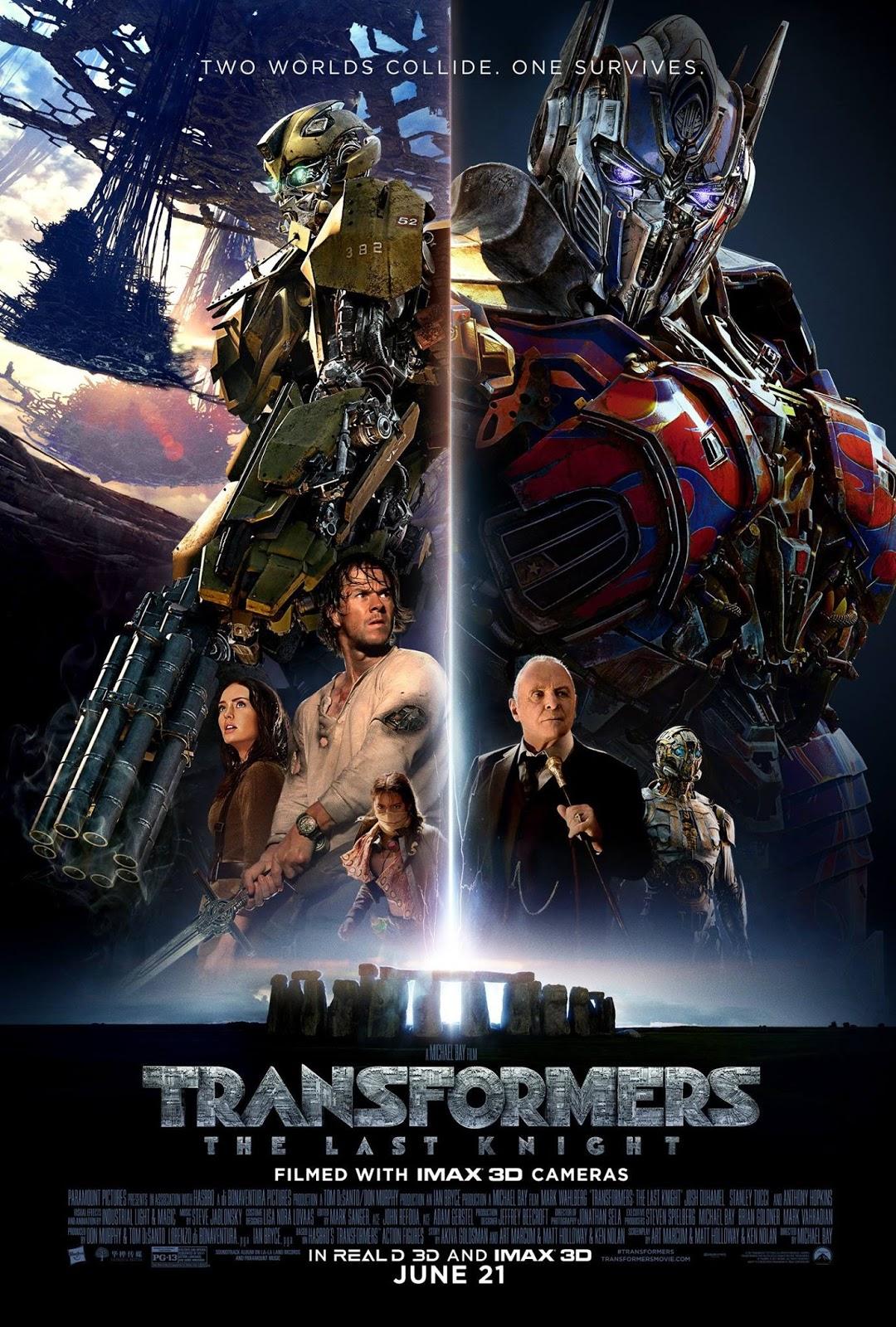ตัวอย่างหนังใหม่ - Transformers: The Last Knight (ทรานส์ฟอร์เมอร์ส 5: อัศวินรุ่นสุดท้าย) ตัวอย่างที่2 ซับไทย poster13