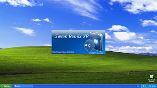 Seven Remix XP - Splash