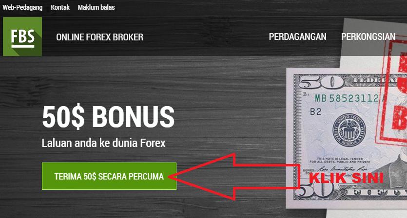Modal Free Untuk Forex Trader, Cepat Sebelum Promosi Tamat !