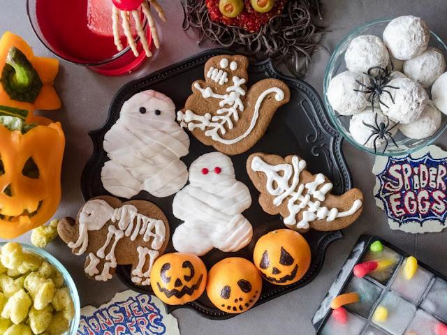 easy halloween food ideas