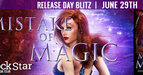 New Release & Giveaway | Mistake of Magic by Alex Lidell