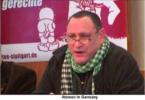 Image result for Gilad Atzmon